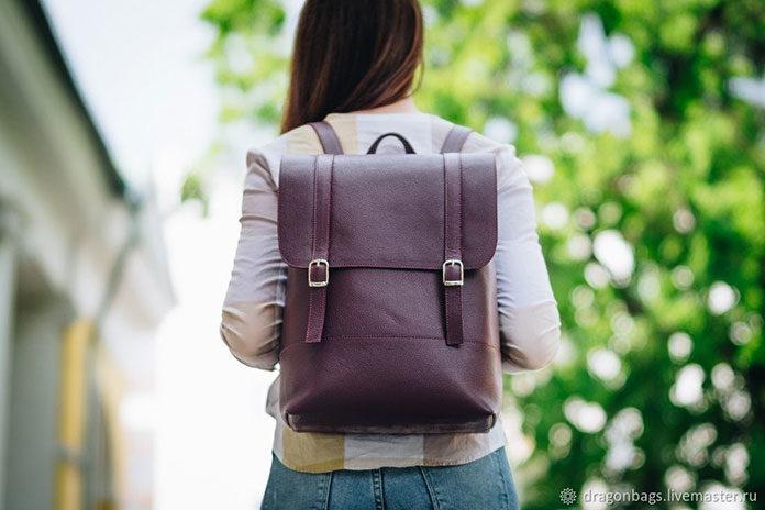 Plecaki skórzane — klasyka czy nonszalancja?