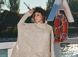 5 jesiennych swetrów, które zdominują Twoją garderobę!