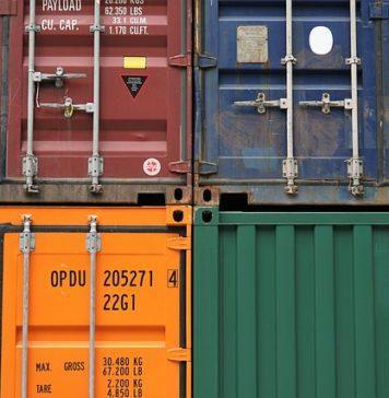 kontenery i boksy magazynowe