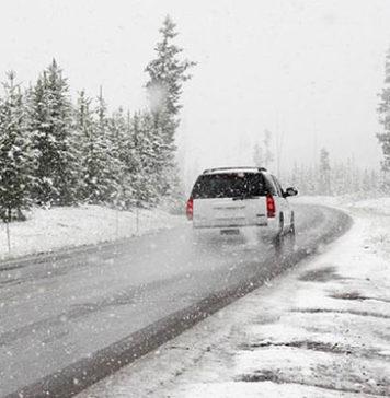 Za co możemy otrzymać mandat zimą?