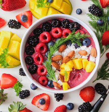 7 składników diety dla wegan