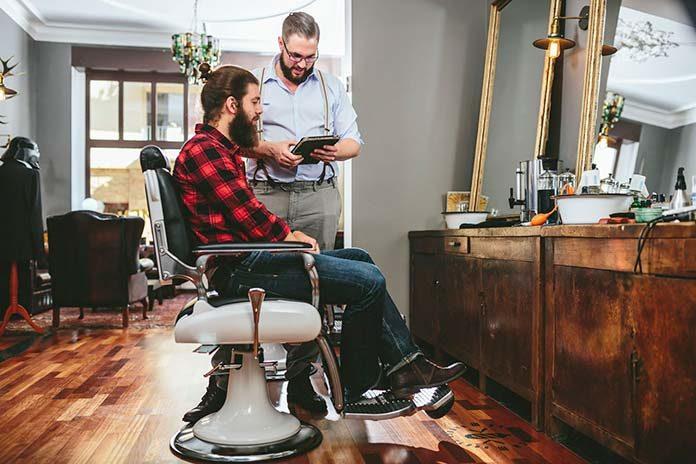 Kosmetyki do męskich włosów
