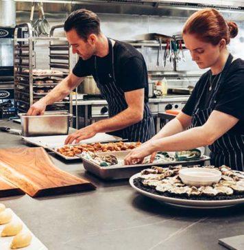Wyposażamy zaplecze kuchenne
