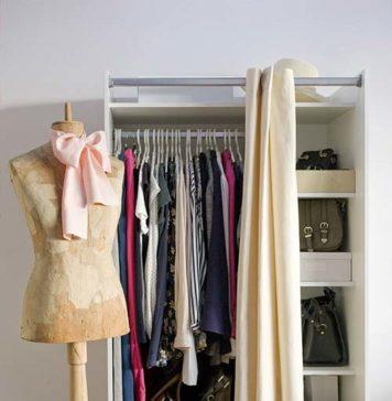Jak stworzyć szafę kapsułową?