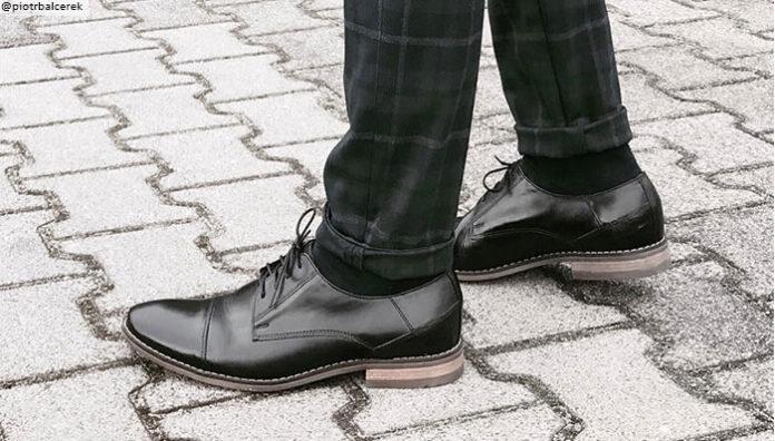 Buty wizytówką mężczyzny