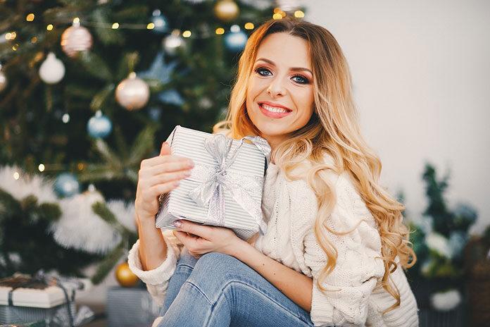 TOP 3 pomysły na prezent świąteczny dla kobiety