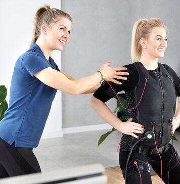 Nowość w Polsce, czyli coraz popularniejszy trening EMS