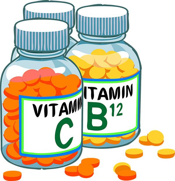 Wlewy z witaminą C