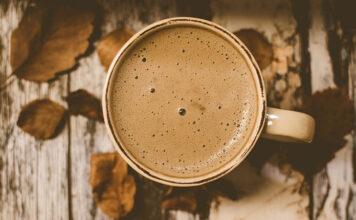 Kawa świeżo palona z palarni
