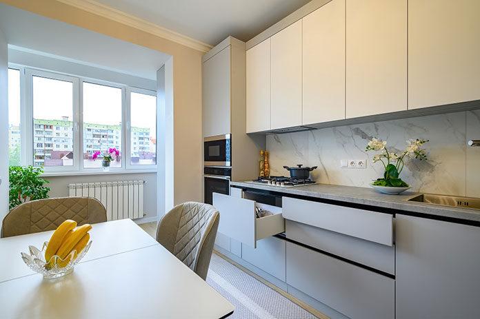 Modne kuchnie 2021
